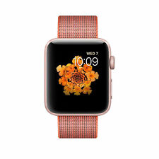 Apple Watch Series 2 42mm Aluminum Case Space Orange/Anthracite Classic Buckle - (MNPM2LL/A)