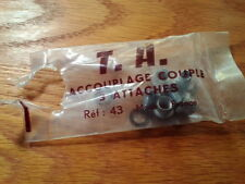 NOS Specialites TA bolts Ref. 43 Professional 3 attaches T.A.