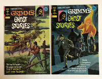 Grimms Ghost Stories #9 Dan Curtis Giveaway Mini Comic