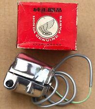 NOS Honda Horn Button Switchgear for SL100 K0-K2, SL100 1970-1972, SL125 K0-K1