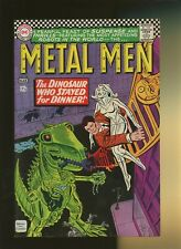 Metal Men 18 VF 7.5 *1 Book* Dinosaur Who Stayed for Dinner! Kanigher & Andru!
