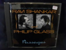 Ravi Shankar And Philip Glass - Passages