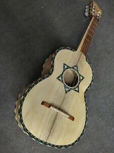 Vihuela* Mariachi Guitar
