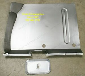 1966-69 Lincoln Continental Right Front Floor Patch Panel, New FREE SHIPPING