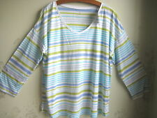 J. Jill 3/4 Sleeve Regular Casual Tops & Blouses for Women