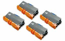 4PK NON-OEM TONER CARTRIDGE BROTHER TN750 MFC-8910DW MFC-8950DW HL-5440D 5450DN
