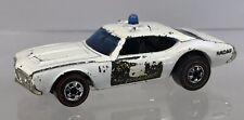 Vintage Hot Wheels Redline 1969 Olds 442 State Police Cruiser Law Enforcement