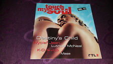 CD Touch my Soul/the Finest OF BLACK MUSIC volume 12-Album 2cds 1998