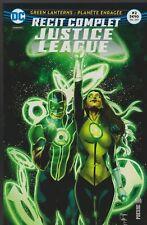 JUSTICE LEAGUE RECIT COMPLET N°2 Green Lantern DC Comics URBAN juillet 2017