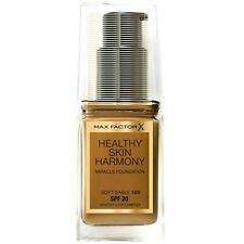 MAXFACTOR X HEALTHY SKIN HARMONY MIRACLE FOUNDATION SOFT SABLE 100 30ML