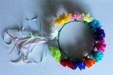 "Mexican Crepe Paper Flower  ""CROWN""  Cinco De Mayo, Party, Wedding"