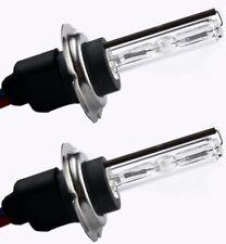 H7 COPPIA 2 LAMPADE XENO XENON BULBI RICAMBIO 6000k 55w G4D2