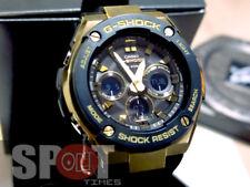 Casio G-Shock G-Steel Super Illuminator Tough Solar Men's Watch GST-S300G-1A9