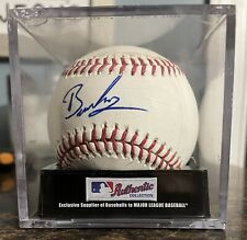 Brusdar Graterol SIGNED Official Major League Baseball w/ case- LA Dodgers