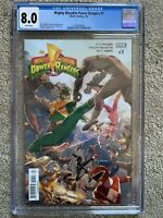 Mighty Morphin Power Rangers #1 CGC