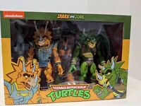 NECA Teenage Mutant Ninja Turtles TMNT ZARAX and ZORK Target Exclusive