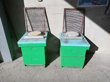 Colmenas y accesorios apícolas