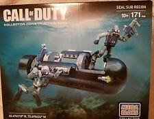 SEAL SUB RECON Call of Duty Collector Construction Sets