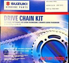 Suzuki OEM Drive Chain Kit 07-12 GSF650 P/N 27000-06861