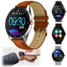 IP68 Waterproof Heart Rate Monitor Blood Pressure Fitness Tracker Smart Watch