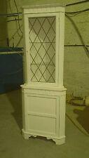 Glass Corner Cabinets