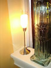 deMajo vetreria in Murano Calla L Italian designer champagne glass LAMP REFURBIS