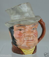 """Vintage Toby Mug """"Bill Sykes"""" Character Cooper Clayton By Sterling England"""