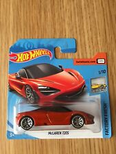Hot Wheels McLaren 720s Orange