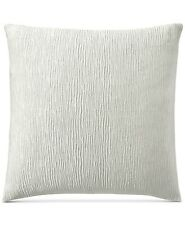 Hotel Collection EURO Pillow Sham Opalescent Off White B98088