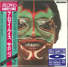 RAMSEY LEWIS-SALONGO-JAPAN MINI LP BLU-SPEC CD Ltd/Ed E50