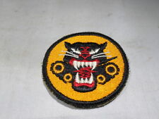WWII VINTAGE US Army Tank Destroyer 4 Gear Patch