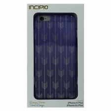 Incipio Design Series Scratch Resistant Case for iPhone 6 6s Plus Purple Arrow