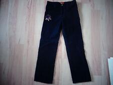 pantalon bleu nuit - MARESE - 10 ans - comme NEUF jamais porté, juste lavé