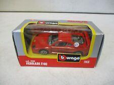 Bburago Ferrari F40 1/43
