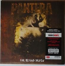 PANTERA - Far Beyond Driven - 2 LP, 180gr, Vinyl, 20th RHINO 2014, Sigillato!