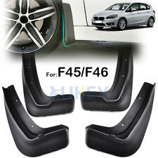 Set Mud Flaps Mudguard Splash Guards For BMW 2 Series Gran Active Tourer F45 F46