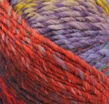 100g Balls - Katia Montezuma - Rusty Multi-coloured #108 - $17.95 A Bargain