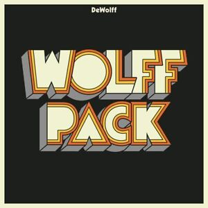 DeWOLFF WOLFF PACK [CD] (Released February 5th 2021) IN STOCK