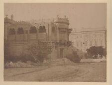 Le Caire Egypte Musée de Guizeh 2 Photos Vintage albumine ca 1875