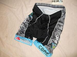 NEW - Primal Prisma Shorts, Prologis Grey/Blue, Men's S