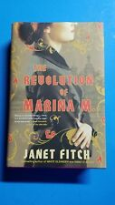 The Revolution of Marina M. by Janet Fitch (2017, Hardcover)