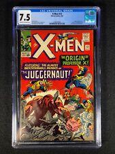 X-Men #12 CGC 7.5 (1965) - Org & 1st app of the Juggernaut!