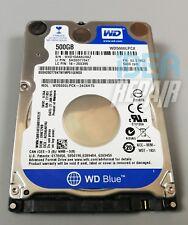 WESTERN DIGITAL WD HARD DISK 500GB 2,5'' NOTEBOOK PS3 MACBOOK 2D5000LPCX