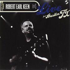 Robert Earl Keen - Live From Austin TX (Bonus DVD)