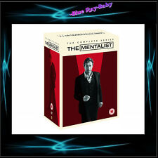 THE MENTALIST -  COMPLETE SERIES SEASONS 1 2 3 4 5 6 7 ** BRAND NEW BOXSET**