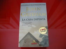 JOHN GRISHAM:LA CASA DIPINTA.MONDADORI 2002 I MITI 228 BESTSELLER!LEGAL THRILLER