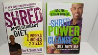 2 for 1 The Shred Revolutionary Diet & the The Shred Power Cleanse Ian K. Smith