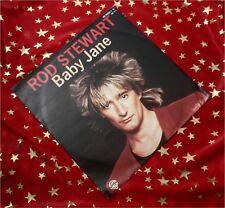 Rod Stewart-Baby Jane/Ready Now * culto 1983 * Prezzo hit single * Top:)))