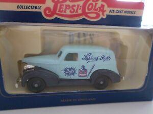Lledo 58006 1950 Morris Z Van Pepsi-Cola Collectable