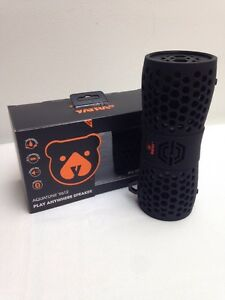 Waterproof Speaker Wireless Bike Shower Bar Yatra 9612 AquaTune Bluetooth HD